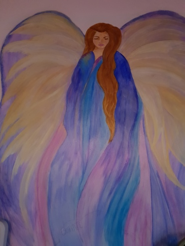 Angel at Hinton Road Spiritual Church Uxbridge 14/01/20