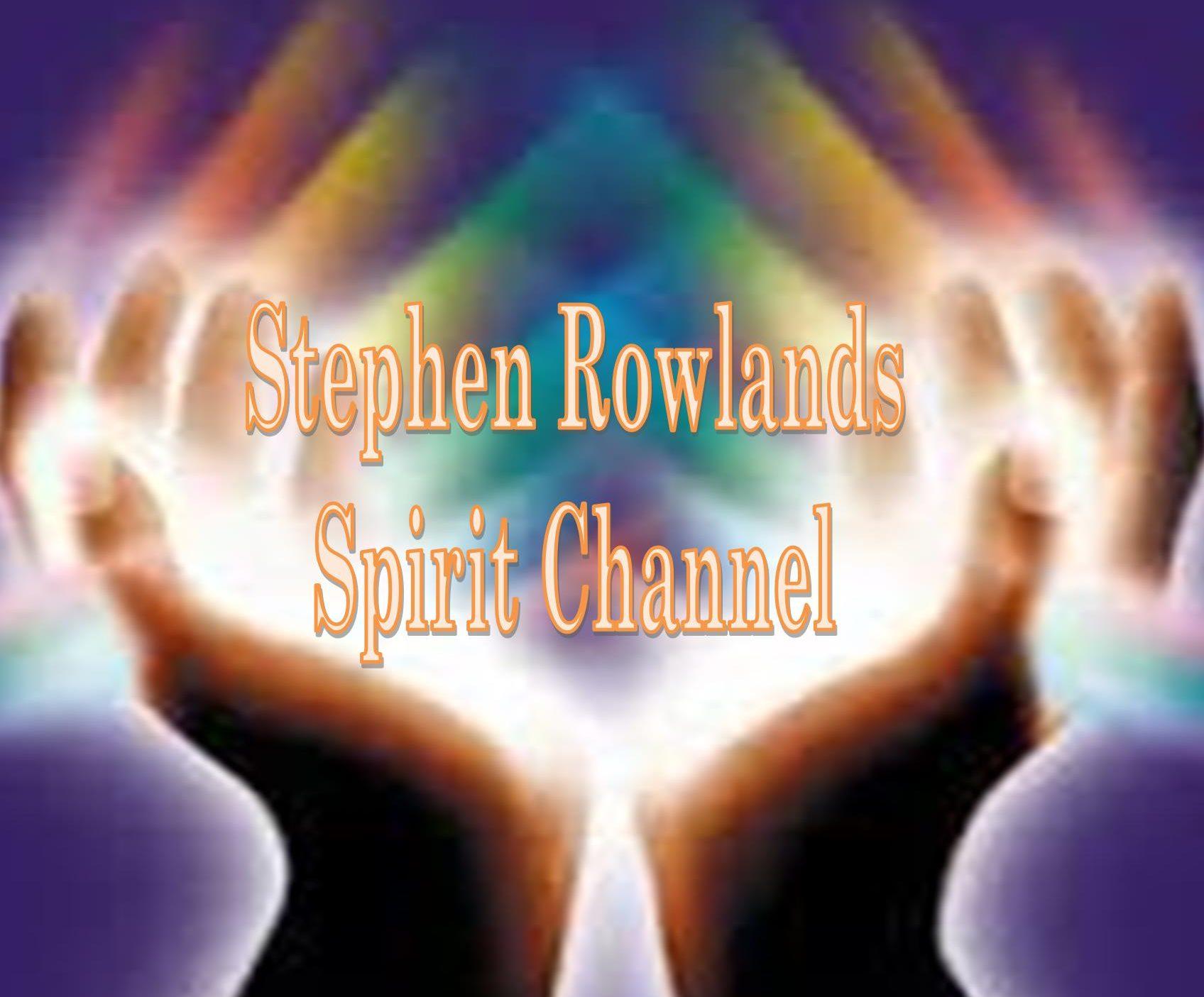Stephen Rowlands Medium And Healer